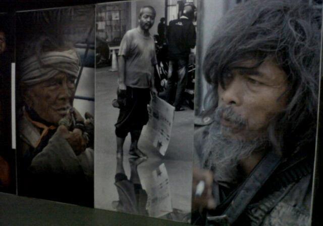 Pameran Foto Tentang Orang Gila