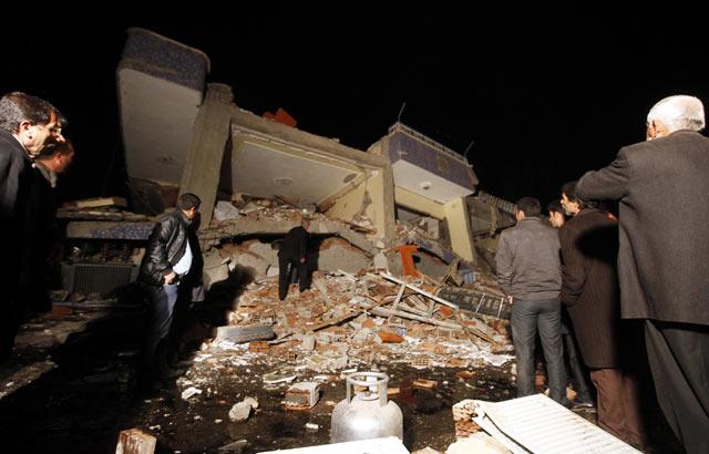 Gempa 7,2 SR Guncang Turki