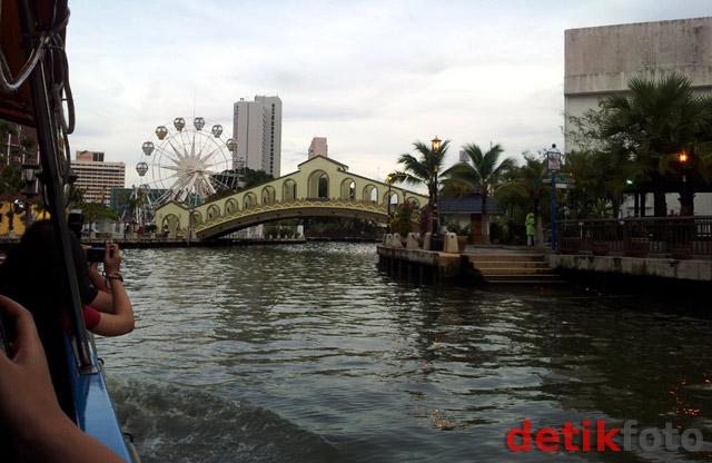 Menyusuri Sungai Melaka