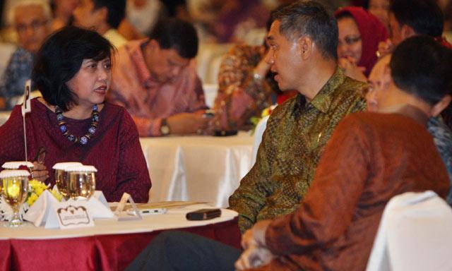 Gita Wirjawan Tutup Trade Expo