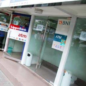 Semua Bank dalam satu ATM