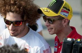 Rossi: Simoncelli Sudah Seperti Adikku