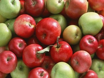 Apel Memperkuat Jantung Anda