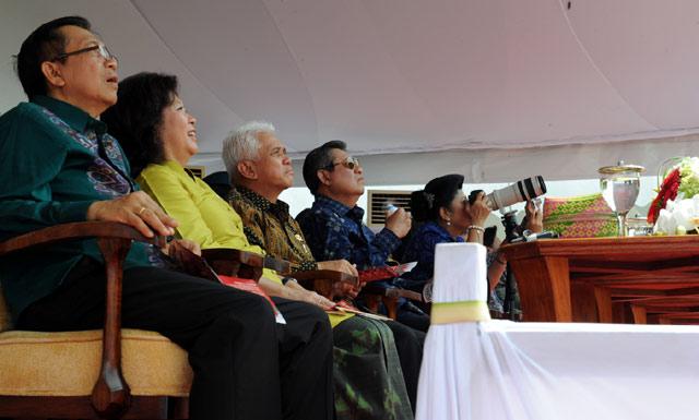 SBY Buka ASEAN Fair 2011