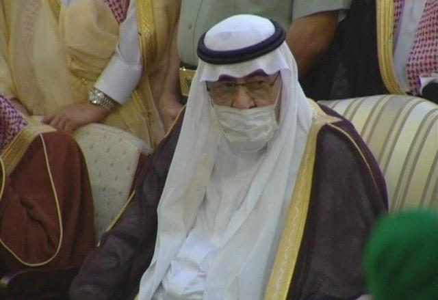 Pangeran Sultan Bin Abdul Aziz Dimakamkan