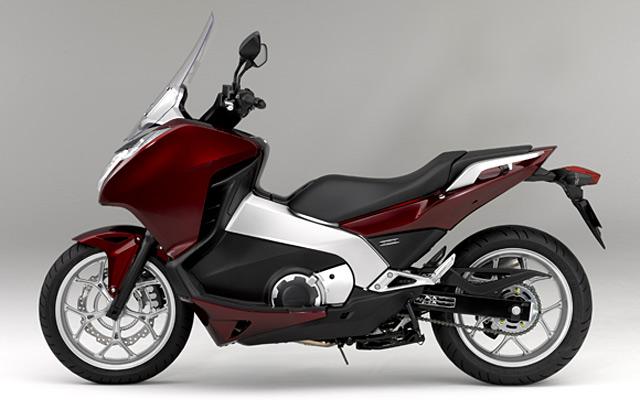 Honda merilis motor terbaru Integra