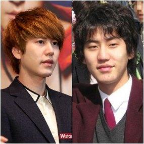 Foto Kyuhyun Super Junior Sebelum dan Sesudah Operasi Wajah