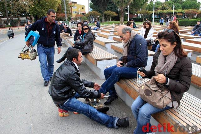 Mengintip PKL di Istanbul