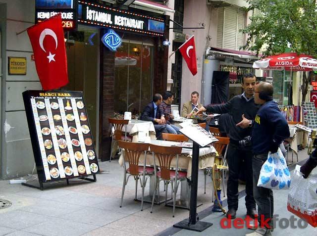 Turki Rayakan Kemerdekaan