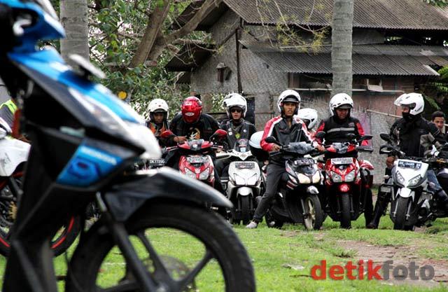 500 Pemotor Ramaikan Jambore Vario