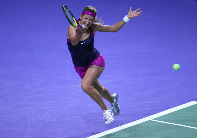 Kvitova Juara WTA Tour Championship