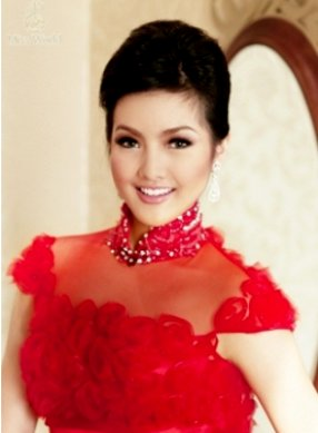 VIDEO PEMENANG MISS WORLD 2011 (YOUTUBE) Miss Indonesia Astrid Ellena