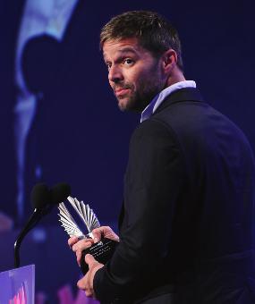 Ricky Martin Nikahi Kekasih Prianya