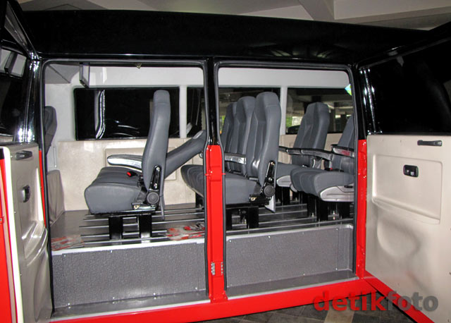 Bus Listrik Karya LIPI