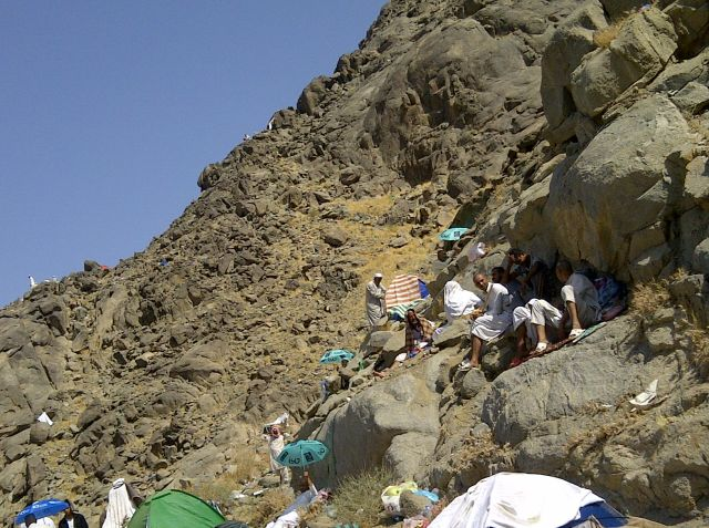 Naik Gunung Naik Haji