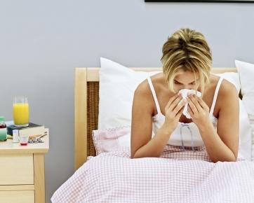 5 Makanan Penyembuh Sakit Flu   RT 60 Alam Pesona