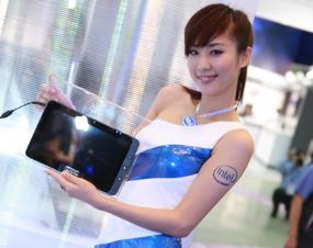 Intel Kembangkan Chip Baru untuk Tablet