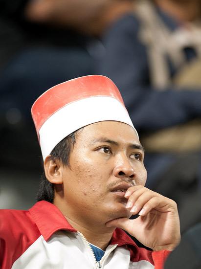 Indonesia Kalah, Suporter Kecewa