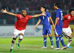 YOUTUBE INDONESIA VS THAILAND 3-1 SEA GAMES PALEMBANG