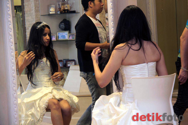 Foto Akad Pernikahan Andy Soraya Dan Rudy Sutopo | Osserem