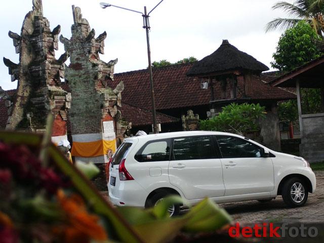 Kencan dengan Xenia di Bali