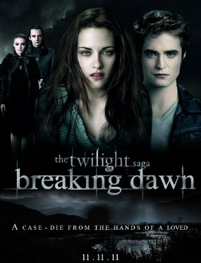 10 Fakta Menarik tentang 'Breaking Dawn' (1) Twilight Breaking Dawn Twilight Breaking Dawn