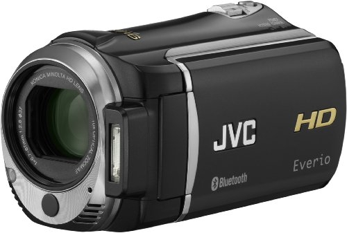 JVC Flash Memory GZ-HM300 AVCHD