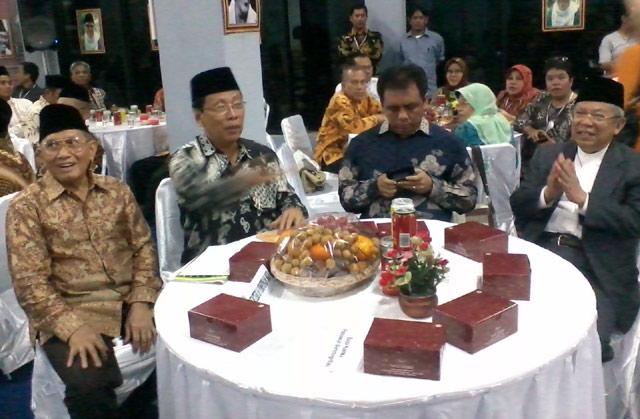 3 Tokoh Islam Jadi Pahlawan, MUI Gelar Syukuran