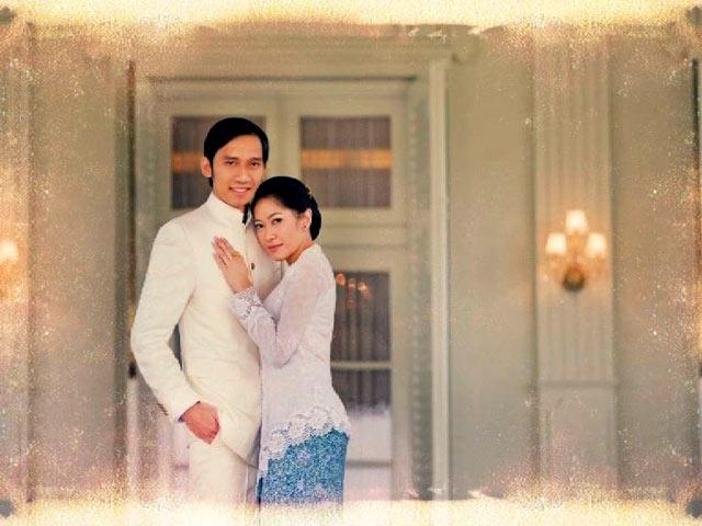 Foto Pre-Wedding Ibas Aliya