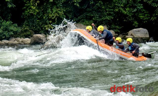 Indonesia Juara Umum Rafting Championship 2011