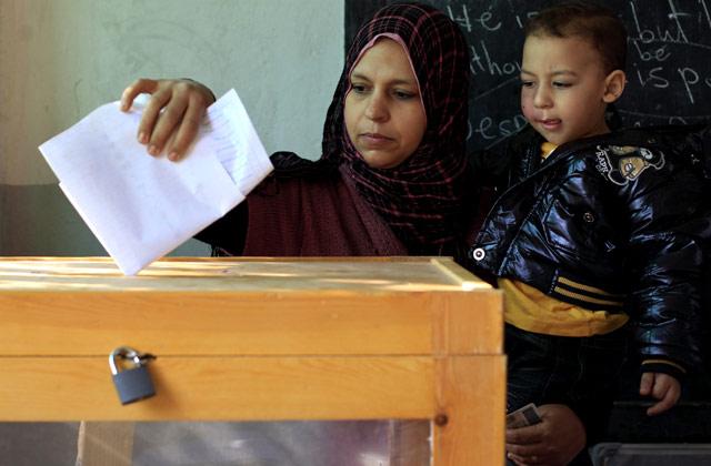Mesir Gelar Pemilu
