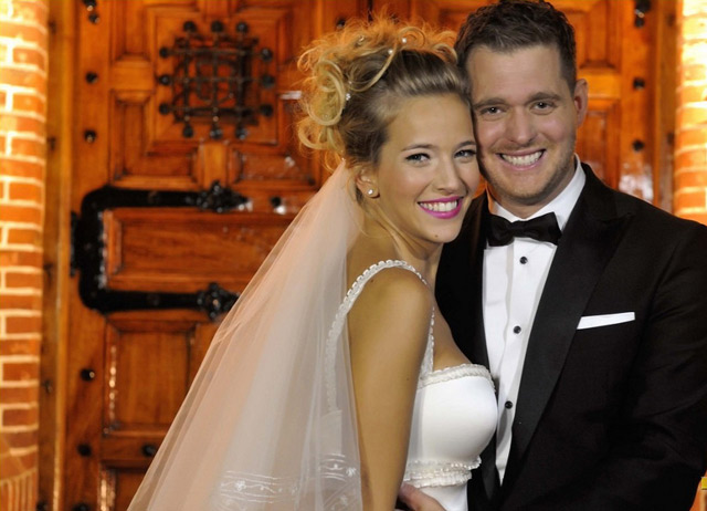 10 Pernikahan Terheboh Selebriti Dunia 2011