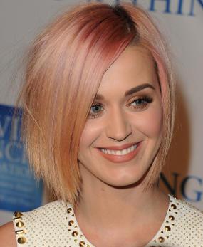Katy Perry Ganti Gaya Rambut