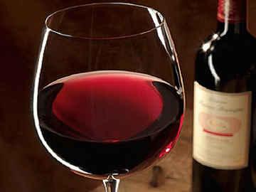 'Red Wine' Efektif Membakar Lemak Tubuh