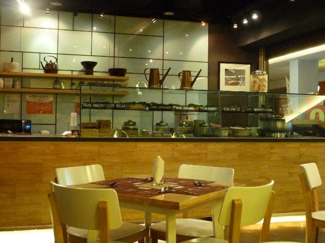 Makanan Padang Peranakan a la Chef Marco