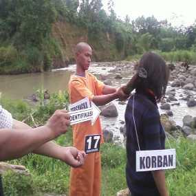 Waduh, Gara-Gara Foto Morgan Smash, Pria Ini Nekat Bunuh Pacar Dan Dibuang Ke Sungai