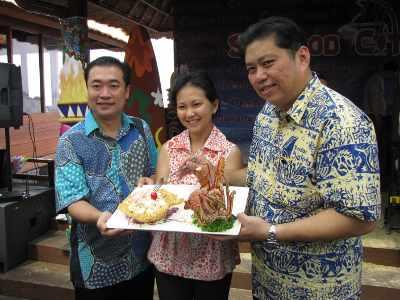 Bandar Djakarta Group Memilih