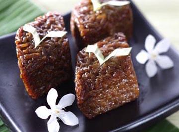 Wajik Ketan Nangka - Indonesian Cake