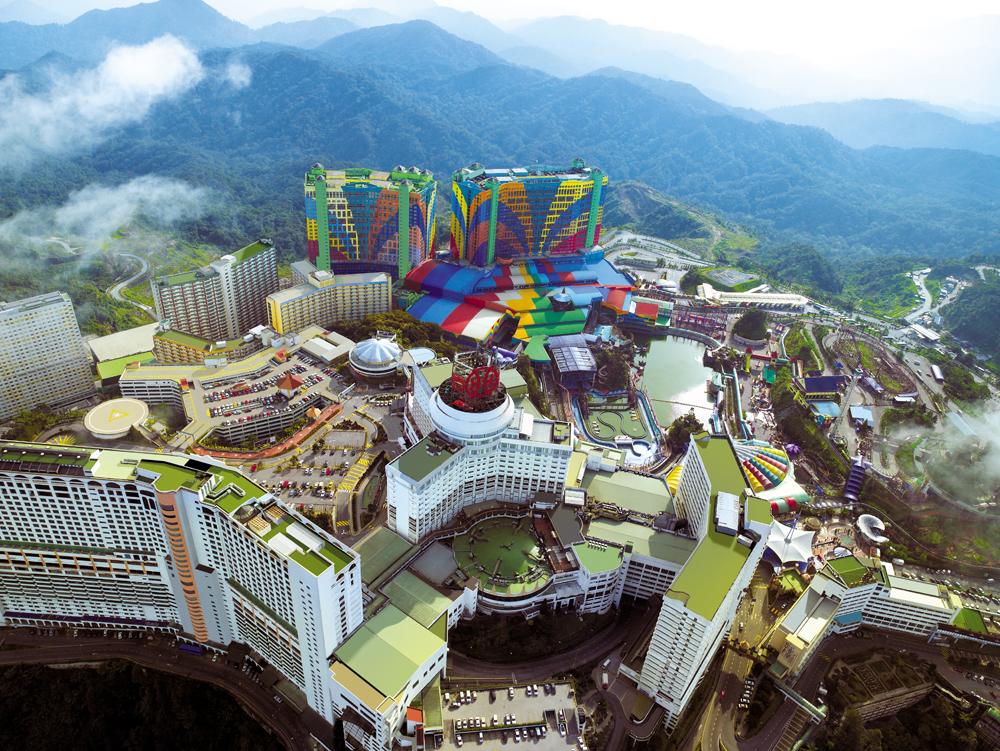 Mengintip Kasino di Genting Highland Malaysia