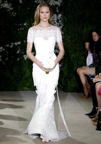 125611 wedding1  Tren Gaun Pengantin Tahun 2012