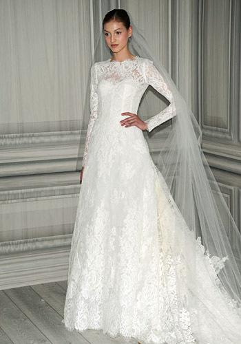 130006 wedding5  Tren Gaun Pengantin Tahun 2012