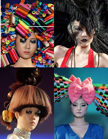 8 Style and Hair Ornaments Unique & Weird of Korea