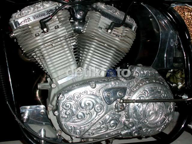 Motor Bule Sentuhan Jawa