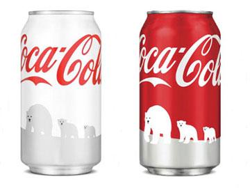Berganti Warna Putih, Coca-cola Diprotes Keras