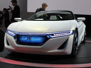 Mobil Honda New EV-Sterr Sport Bertenaga Listrik Segera Diproduksi