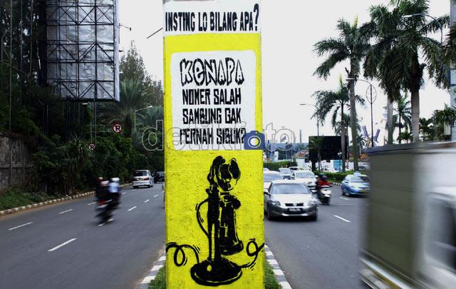 Beragam Kritis Sosial dalam Jakarta Biennale