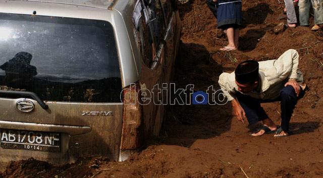 Evakuasi Banjir Wonosobo Berlanjut