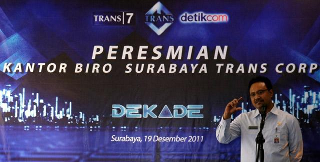Trans TV, Trans 7 dan detikcom Dalam Satu Atap
