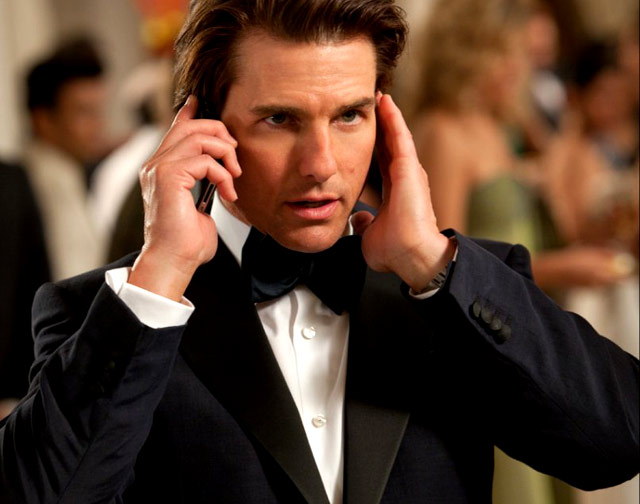 Misi Berbahaya 'Ghost Protocol' Agen Ethan Hunt
