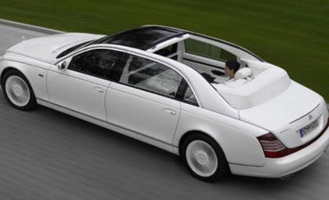 10 Mobil Termahal Dunia